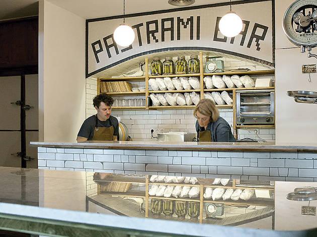 Pastrami Bar