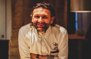 Les cantines parisiennes préférées des chefs : Bruno Doucet