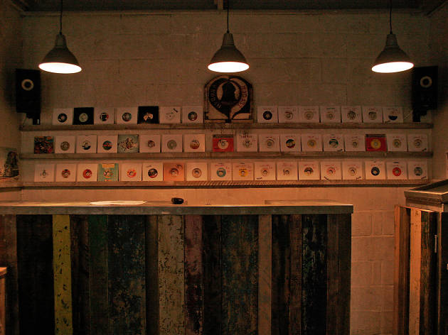Lionvibes record shop, Brixton