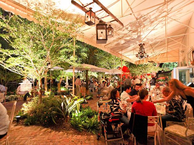 Peacock Garden Cafe Miami Menu