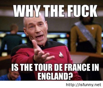 Jean-Luc Picard de Star Treck
