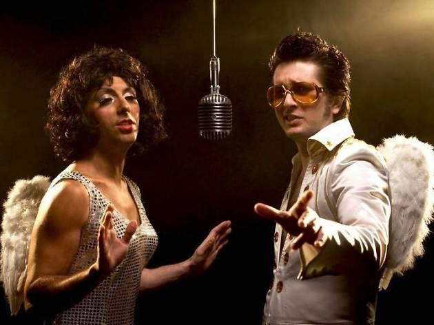 Elvis & Whitney