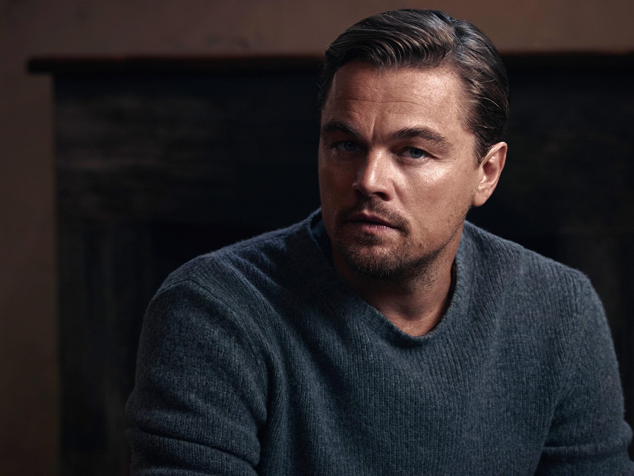 Leonardo DiCaprio rumbo a los Oscar 2016
