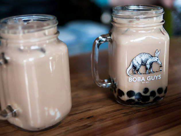 The best bubble tea in San Francisco