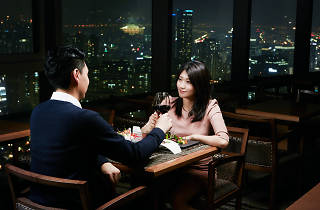 Be My Valentine Dinner at the Sheraton Seoul D Cube City Hotel