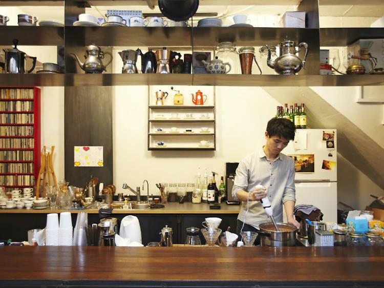 커피가게 동경