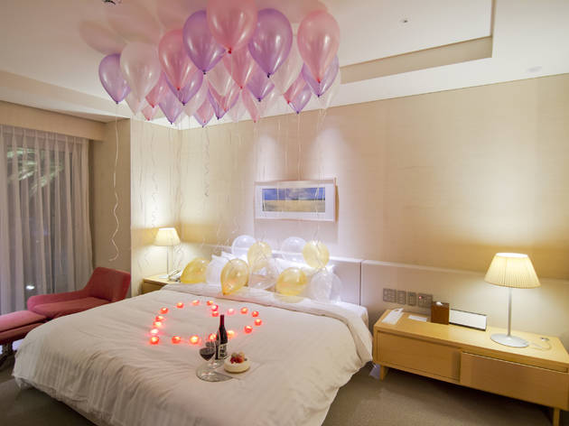Will You Marry Me Package At The Haevichi Hotel And Resort Hotels