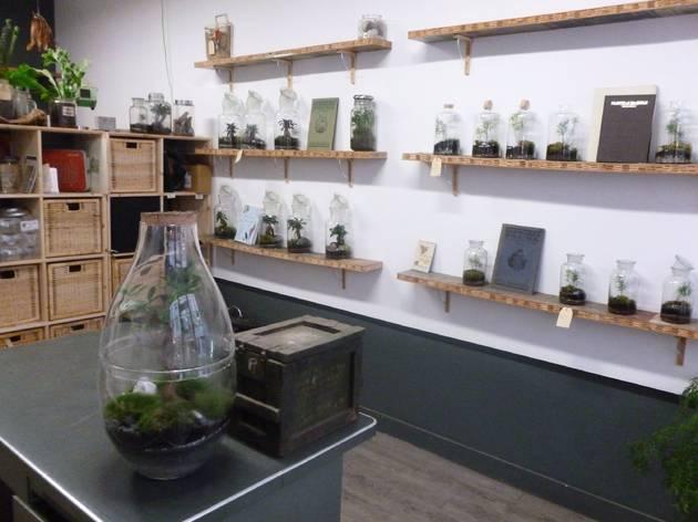Green Factory intérieur