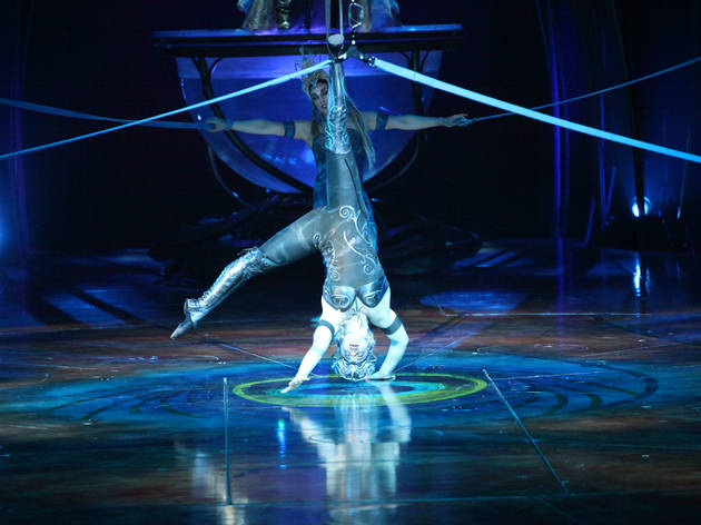 Cirque du Soleil offers you exclusive content, special discount & offers. Join the Cirque Club & be the 1st to know when we are visiting your city. It's Free!