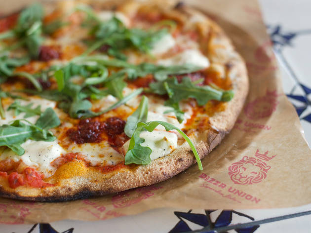 The 100 best cheap eats in London, Pizza Union