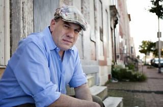 Inauguration of the Serielizados Fest, with David Simon