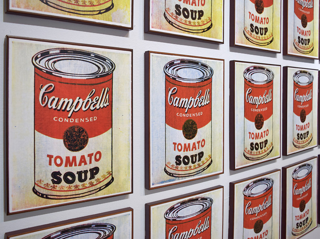 'Campbell's Soup Cans' de Andy Warhol