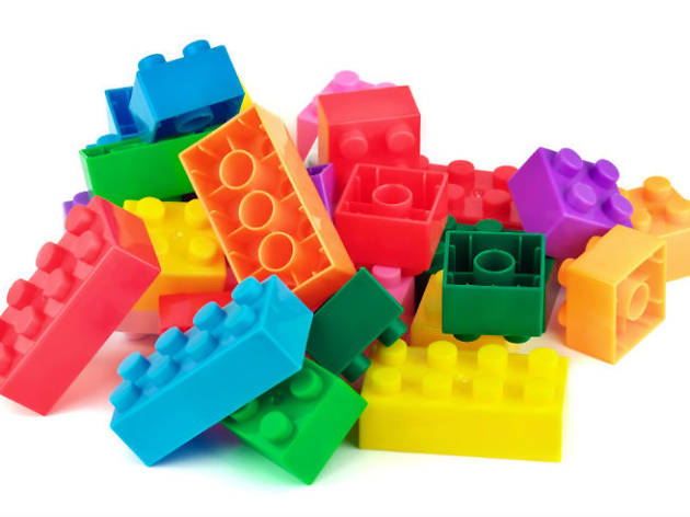 Build it! Adventures with Lego Bricks