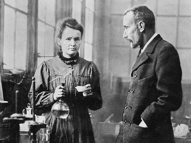 Amores radiactivos: Marie Sklodowska-Curie y Pierre Curie