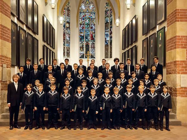 Leipzig Gewandhaus Orchestra and the Saint Thomas Boys Choir