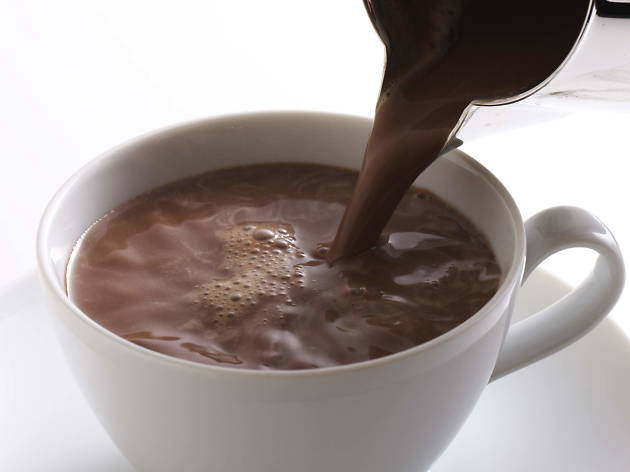 Lindt Hot Chocolate | Time Out Tokyo
