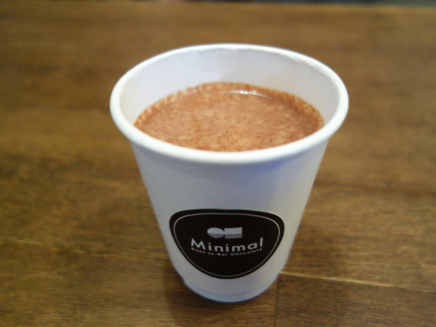 Minimal hot chocolate | Time Out Tokyo