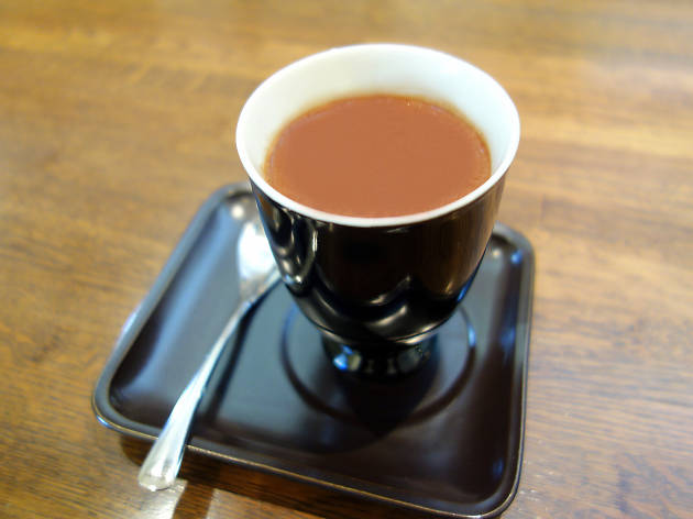 Origines hot chocolate | Time Out Tokyo