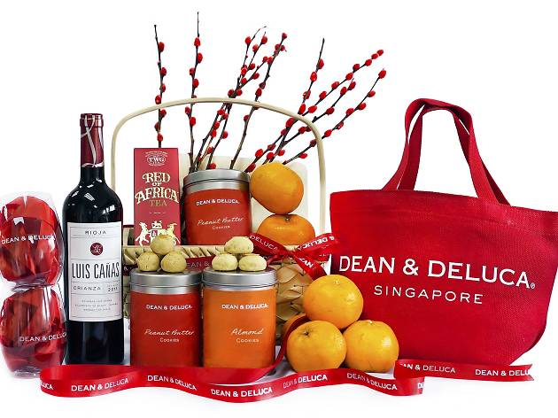 Lunar New Year at Dean and Deluca