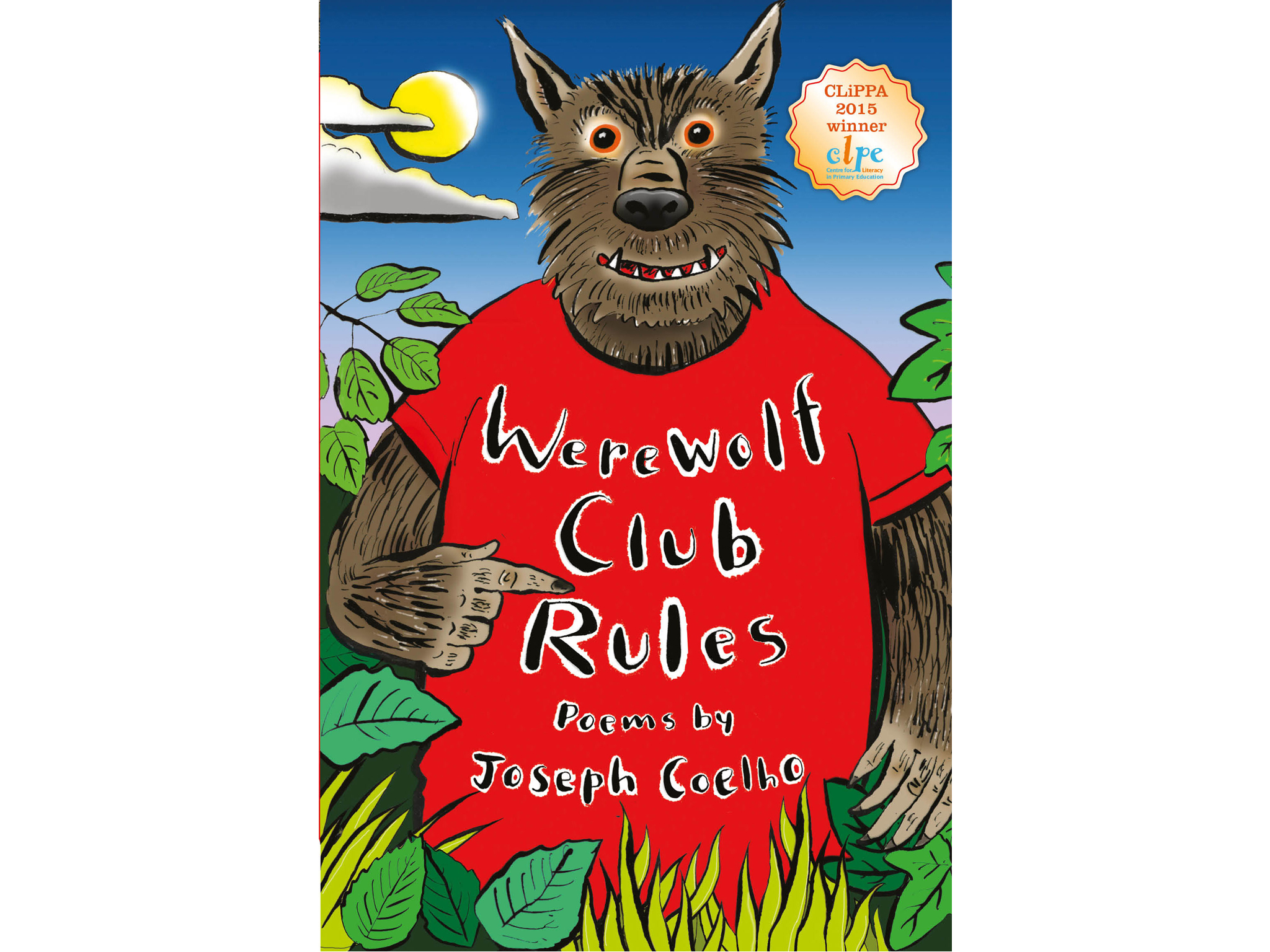 100 best children's books: Warewolf club rules