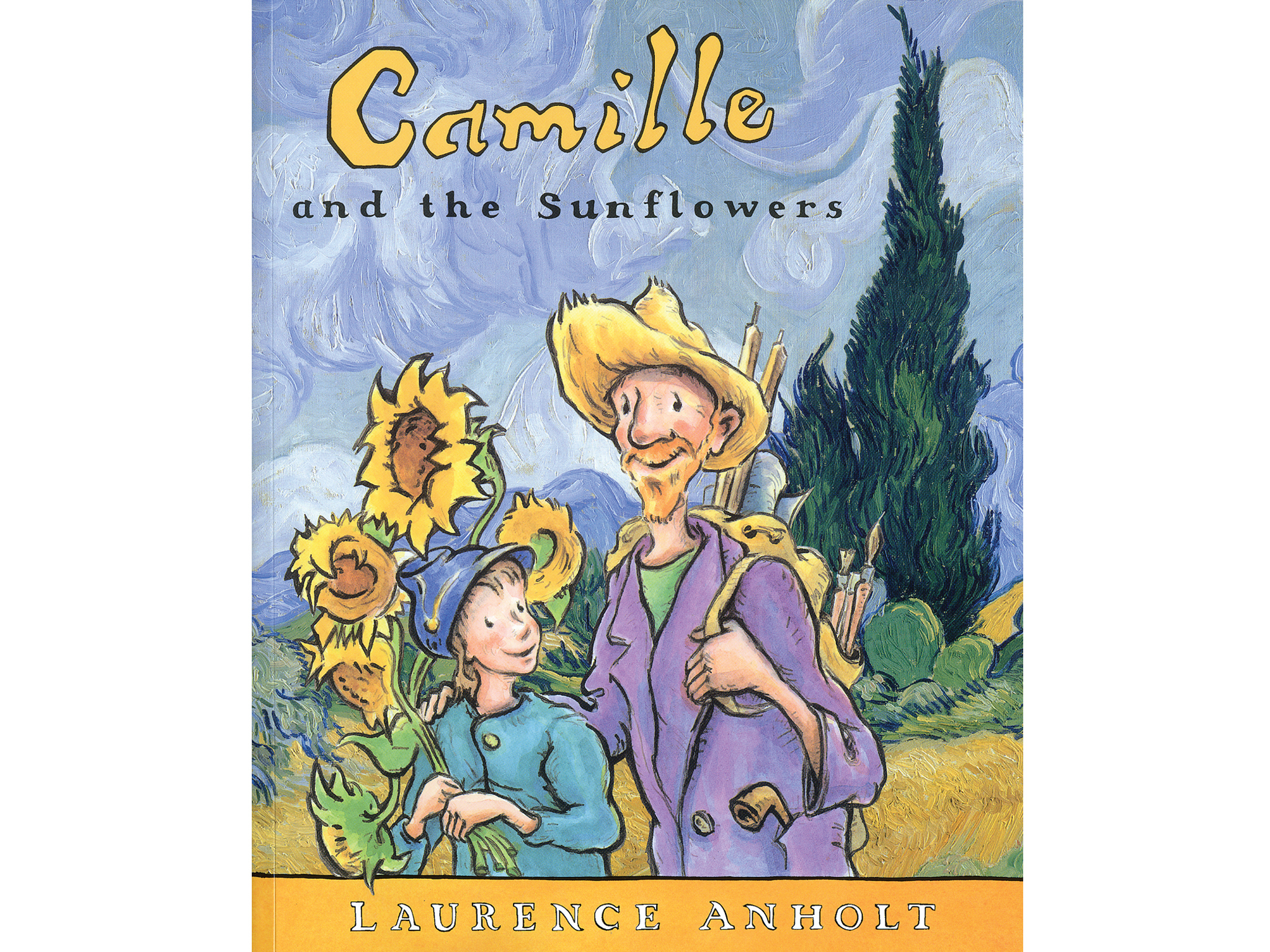 100 best children's books: Camille and the sunflowers