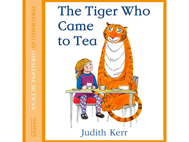 100 best children's books: The Tiger Who Came to Tea