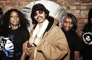 Sunday Sporting Club : Moodymann