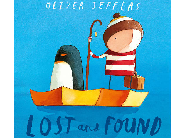 100 best children's books: Lost and Found