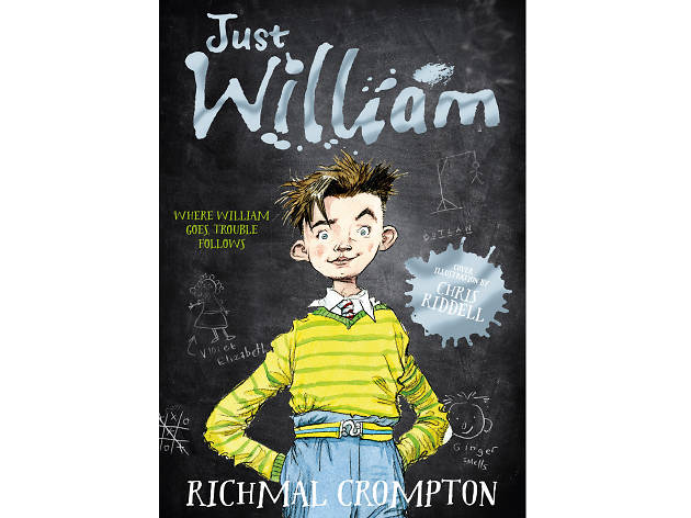 100 best children's books: Just William