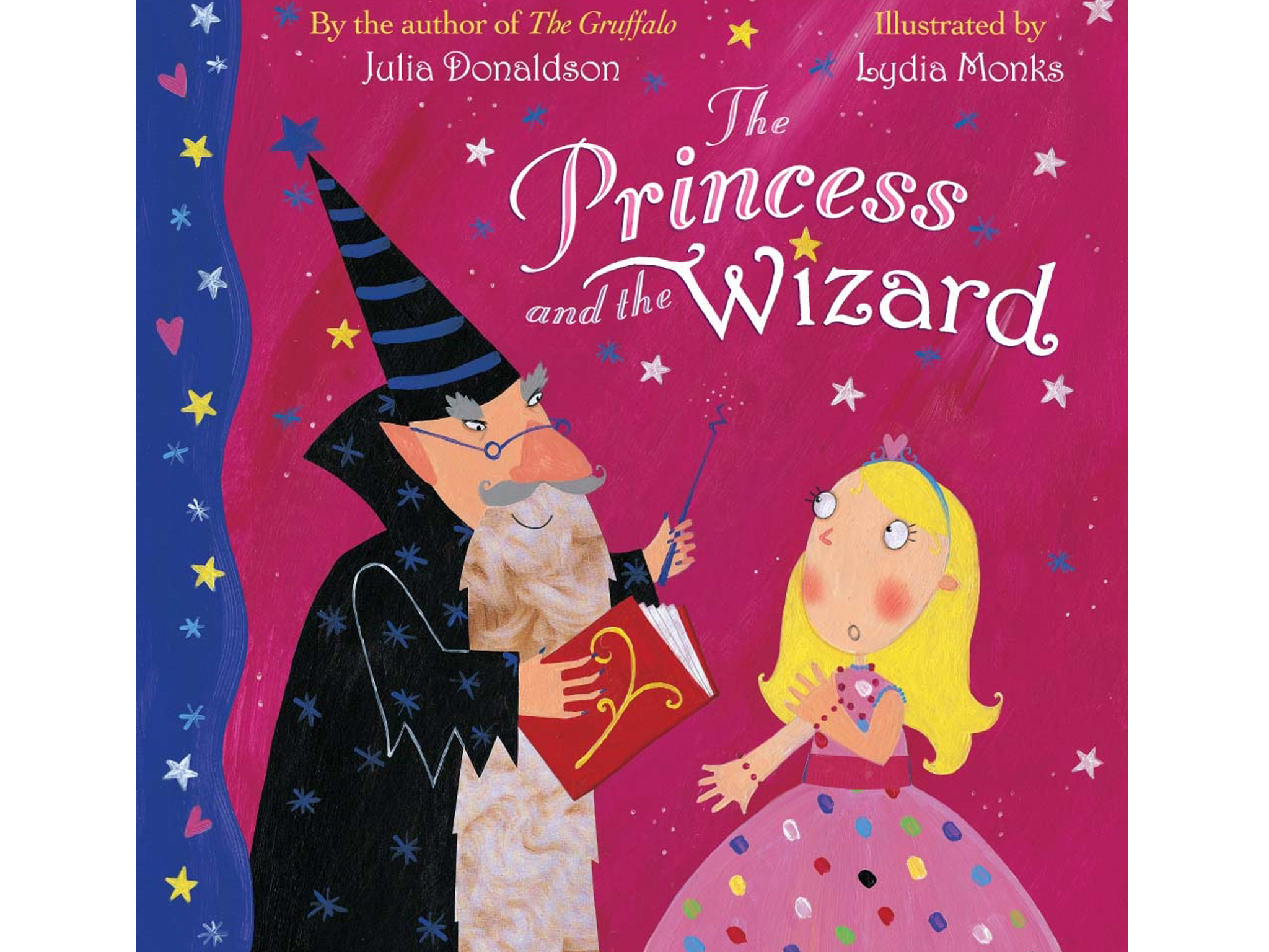 100 best children's books: The Princess and the Wizard