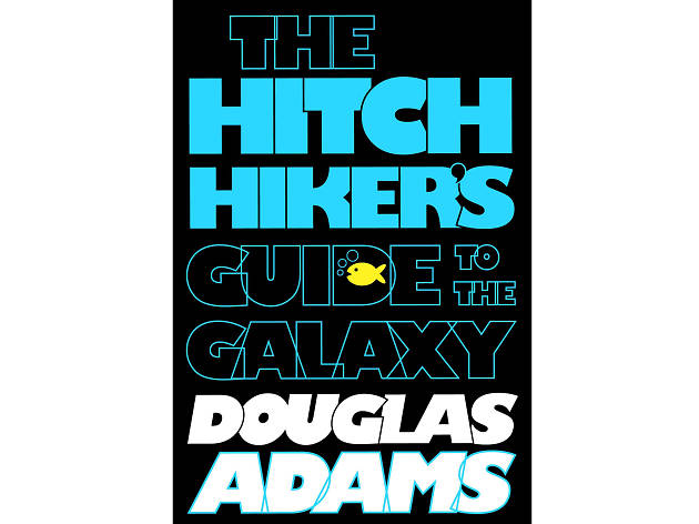 100 best children's books: The Hitchhikers Guide to the Galaxy