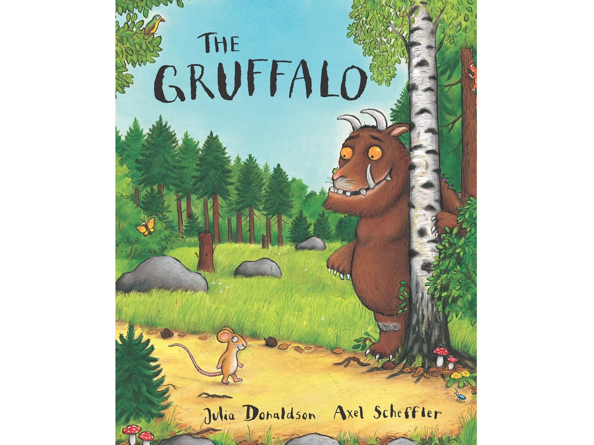 100 best children's books: The Gruffalo