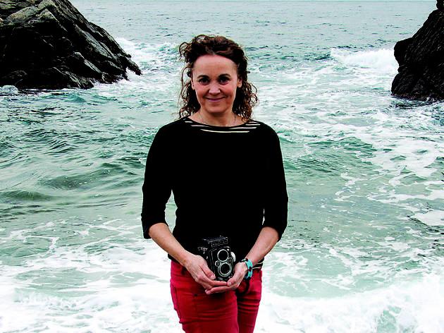 Olga Balibrea, la foto como joya