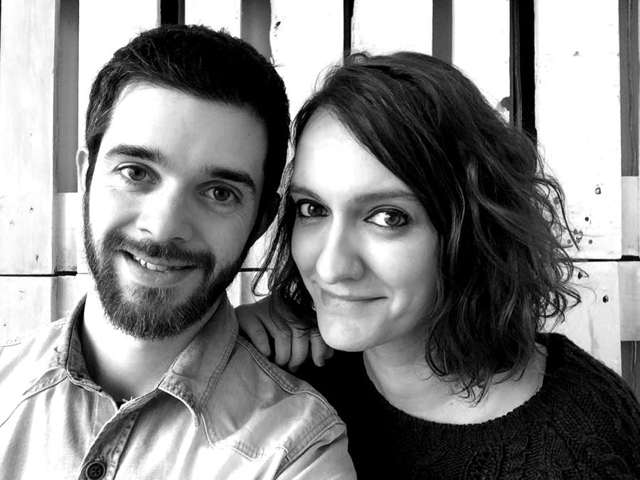 Xavi y Sandra, una cesta para cada ocasión