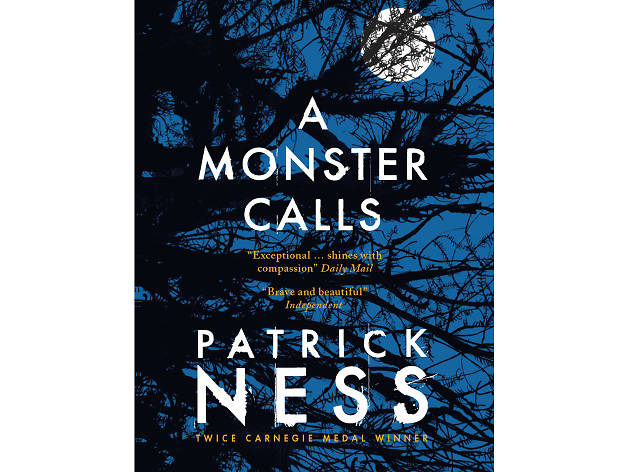 100 best children's books: A Monster Calls