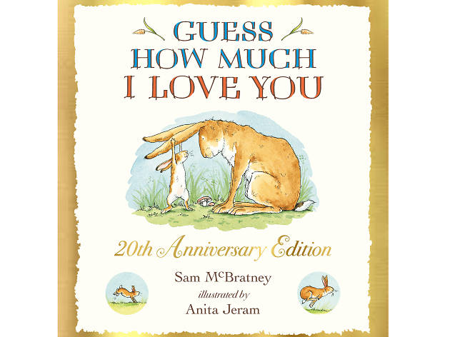 100 best children's books: Guess How Much I Love You