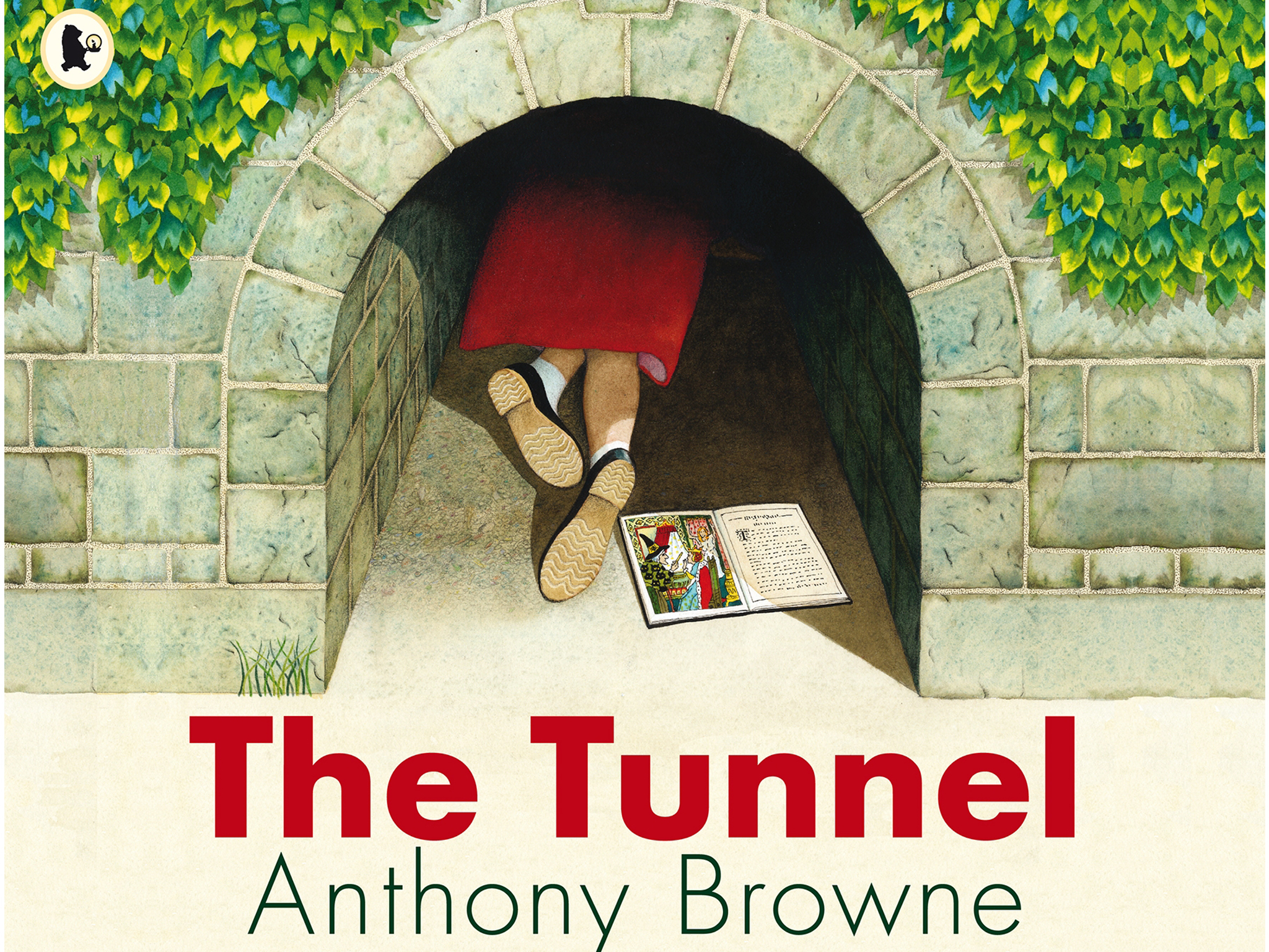 100 best children's books: The Tunnel