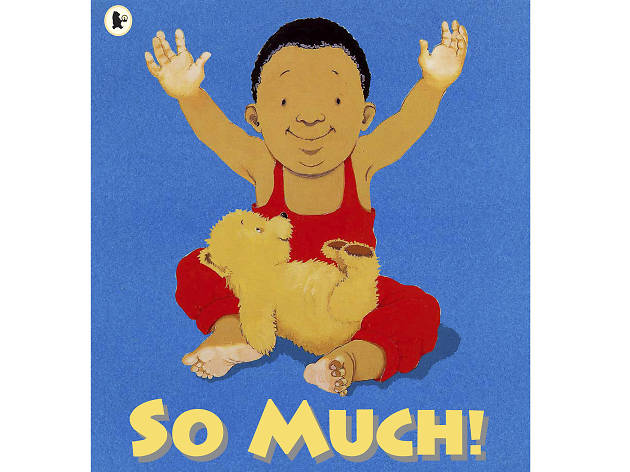 100 best children's books: So Much!