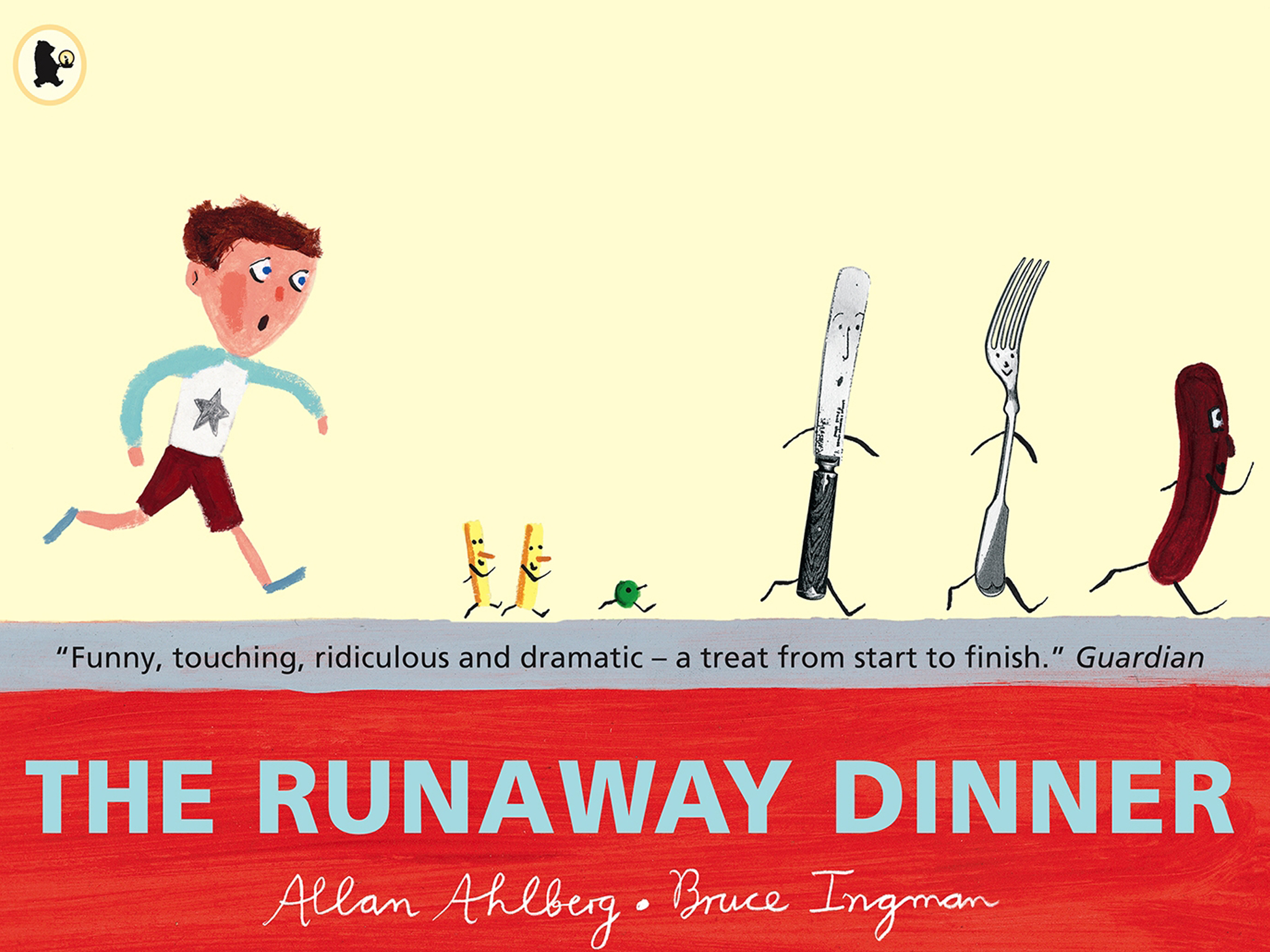 100 best children's books: The Runaway Dinner