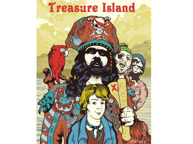 100 best children's books: Treasure Island