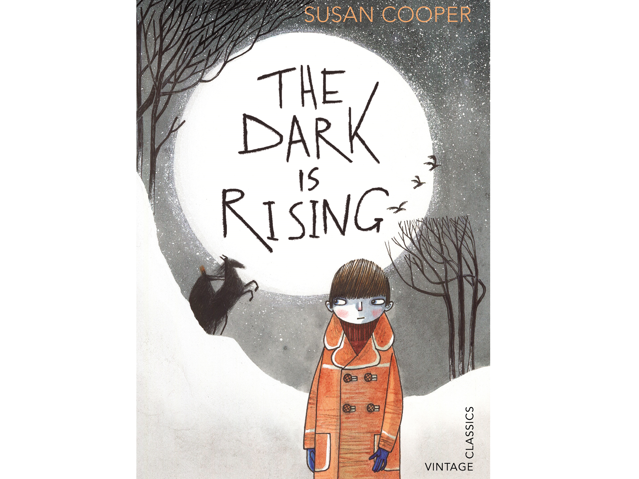 100 best children's books: The Dark is Rising