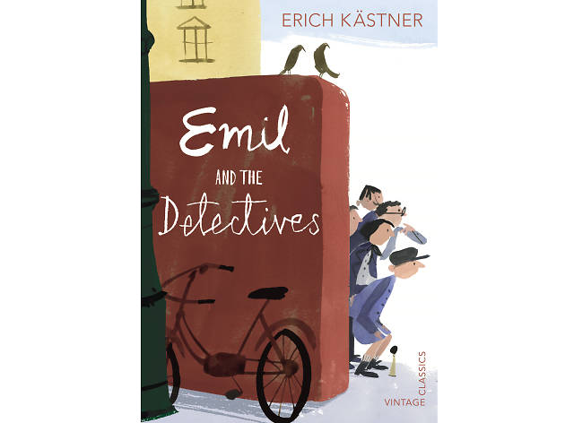 100 best children's books: Emil and the Detectives