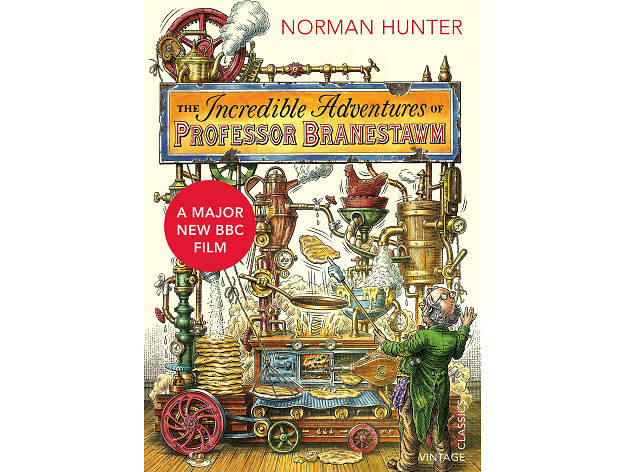 100 best children's books: The Incredible Adventures of Professor Branestawm