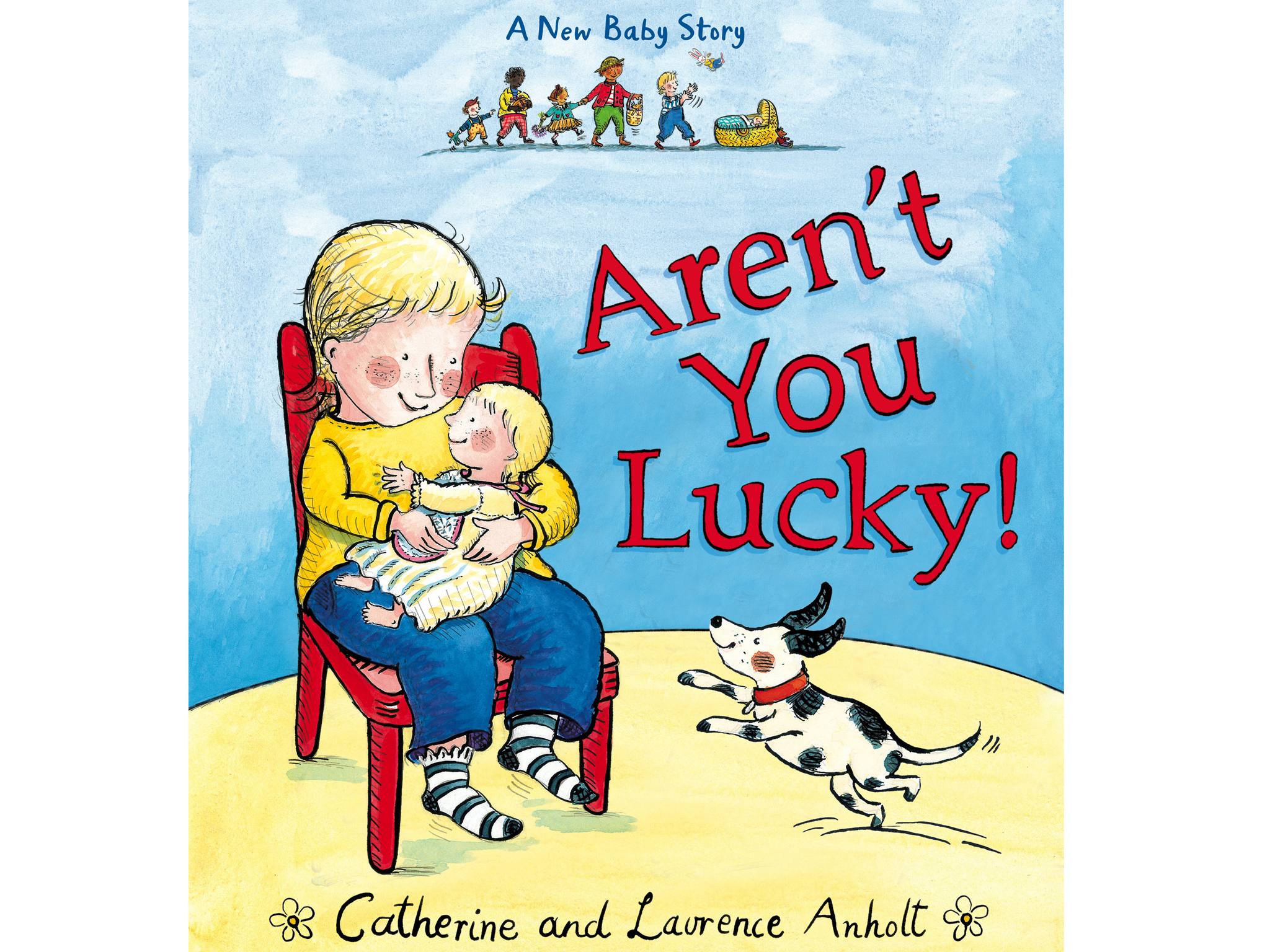 100 best children's books: Aren't You Lucky