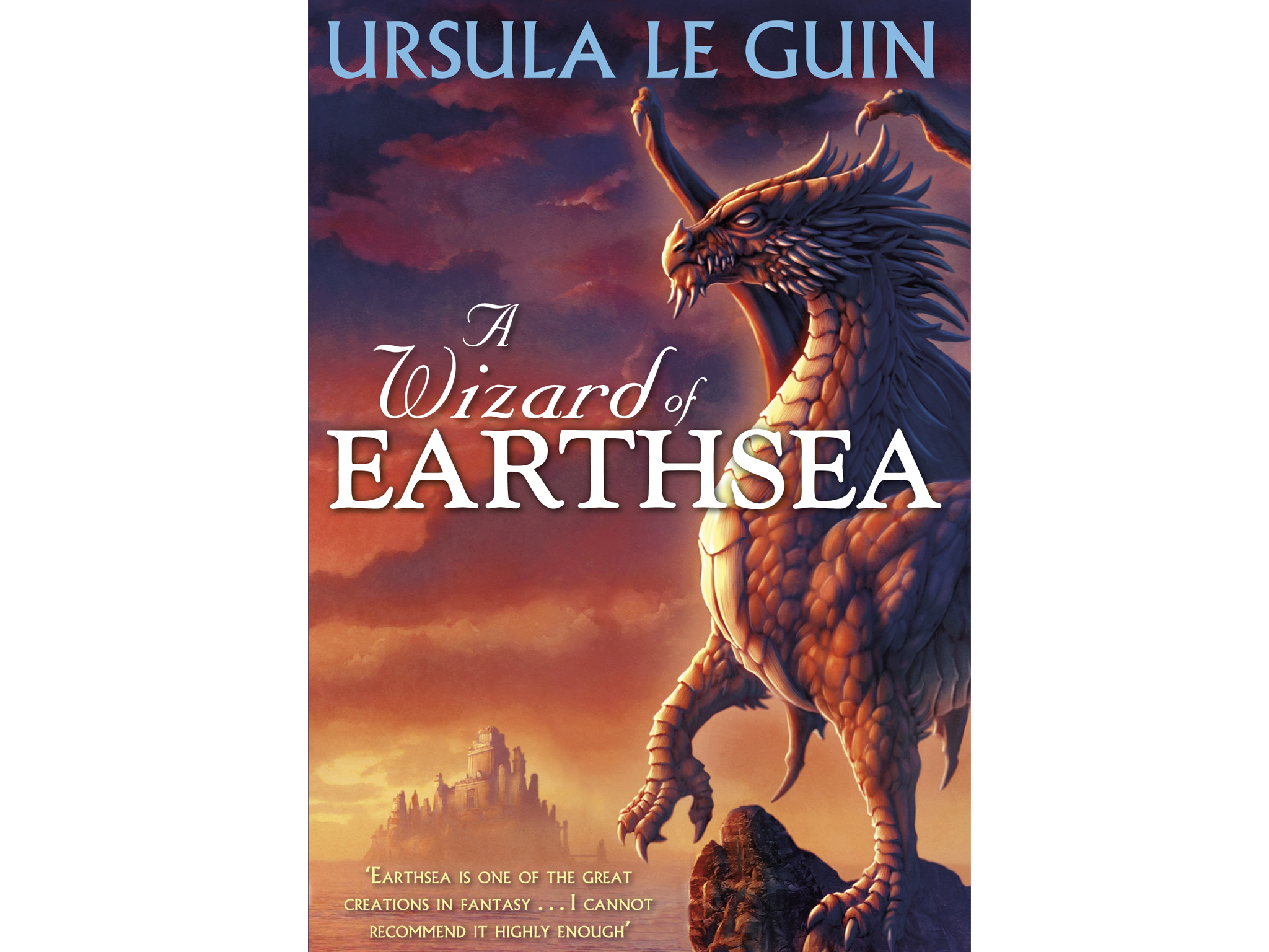 100 best children's books: The Wizard of Earthsea