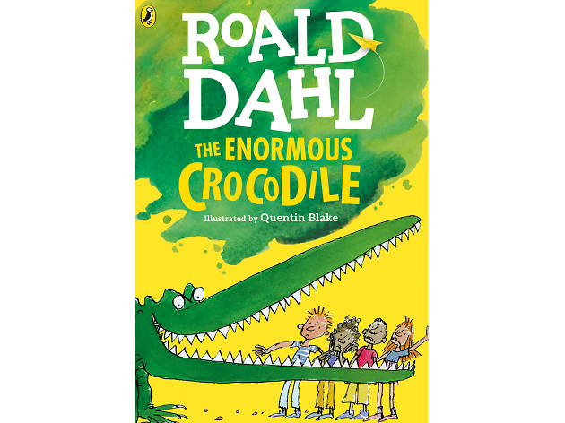 100 best children's books: The Enormous Crocodile