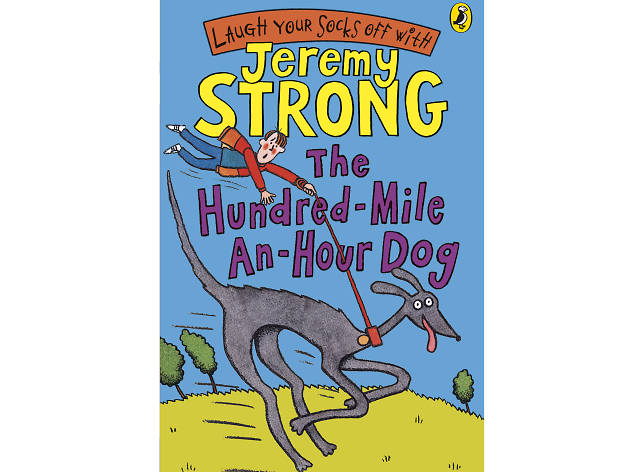100 best children's books: The 100 Mile and Hour Dog