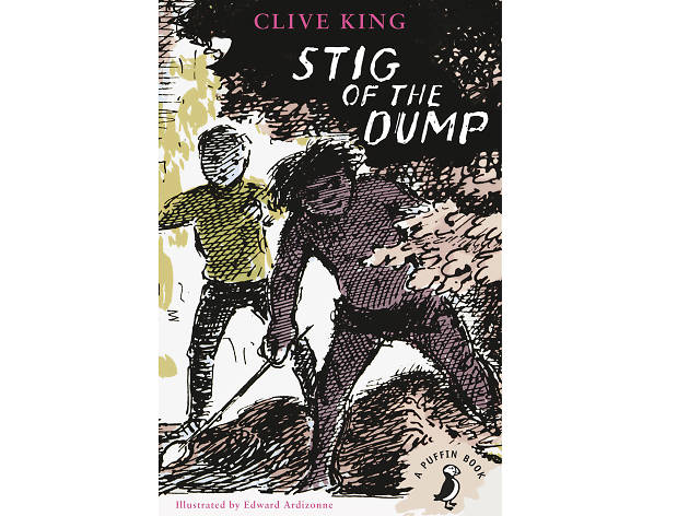 100 best children's books: Stig of the Dump