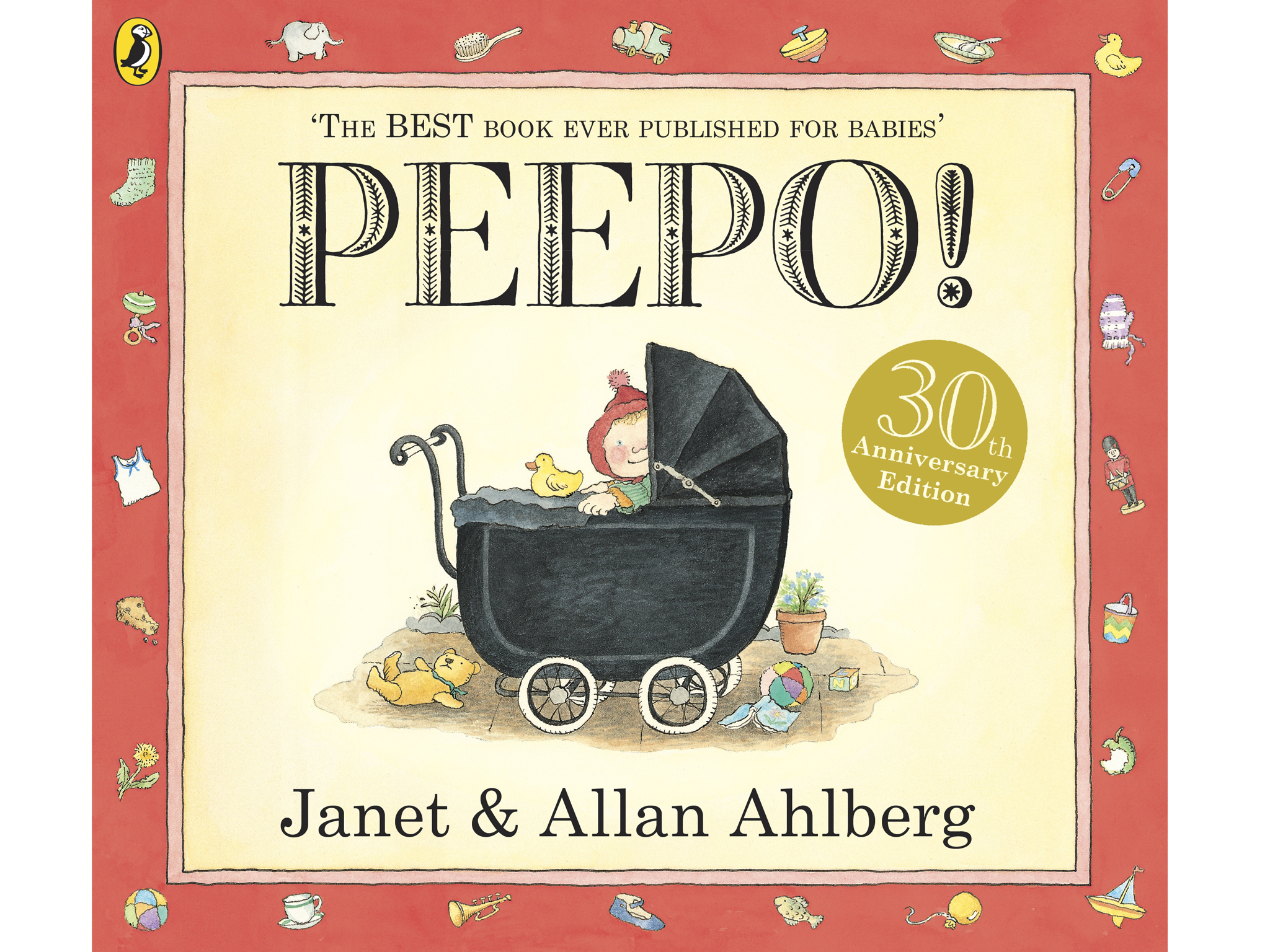 100 best children's books: Peepo
