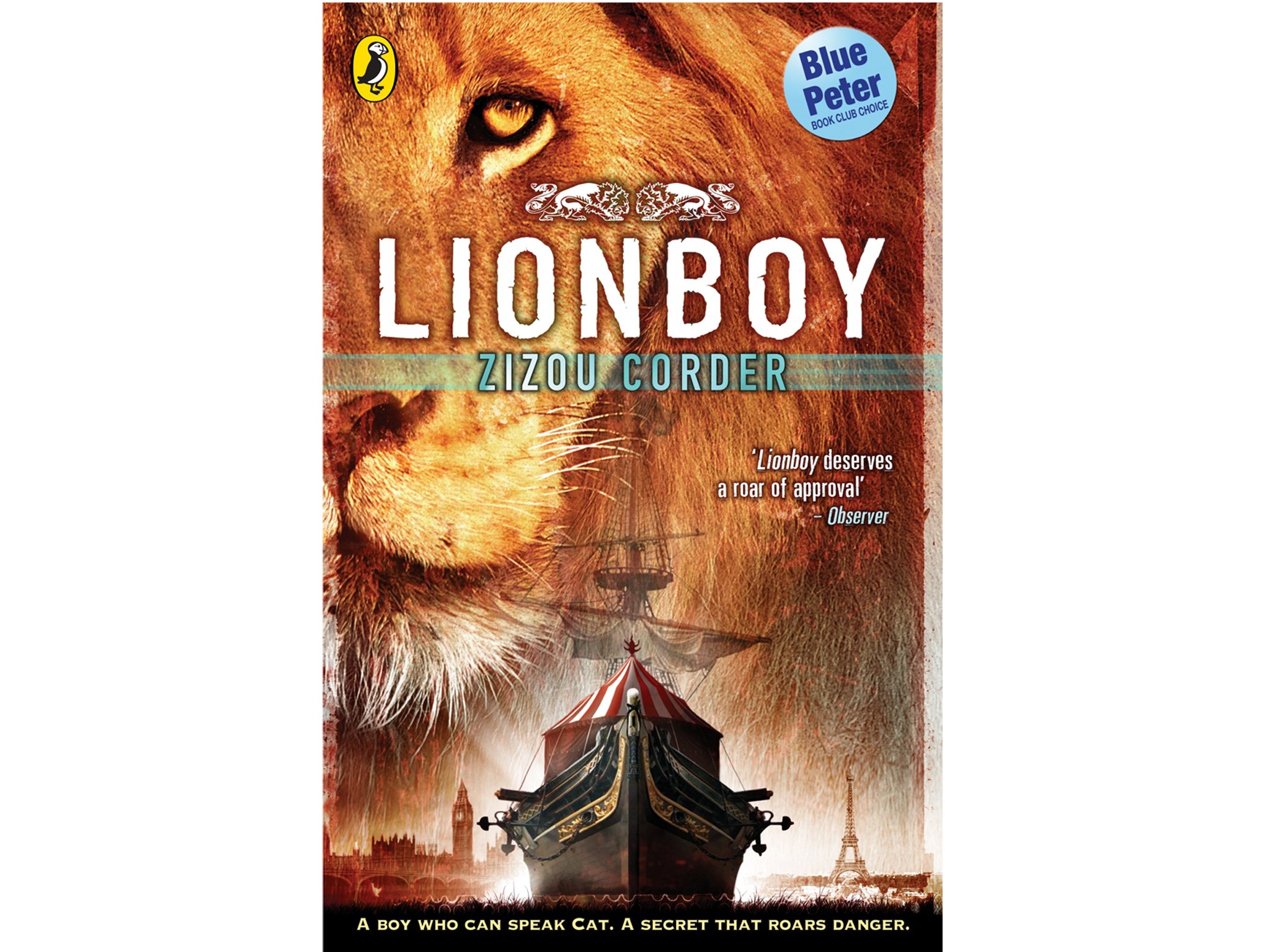 100 best children's books: Lionboy